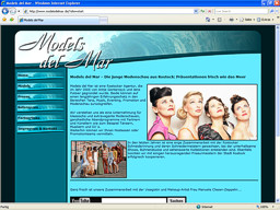 Homepage Models del Mar